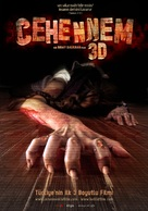 Cehennem 3D - Turkish Movie Poster (xs thumbnail)
