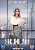 Second Act - British DVD movie cover (xs thumbnail)