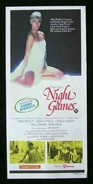 Night Games - Australian Movie Poster (xs thumbnail)