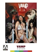 Vamp - British Blu-Ray cover (xs thumbnail)