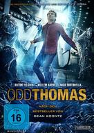 Odd Thomas - German DVD cover (xs thumbnail)