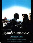 A Room with a View - French Movie Poster (xs thumbnail)