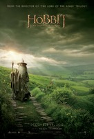 The Hobbit: An Unexpected Journey - Teaser movie poster (xs thumbnail)