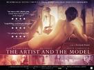 El artista y la modelo - British Movie Poster (xs thumbnail)