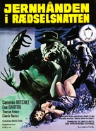 Sei donne per l'assassino - Danish Movie Poster (xs thumbnail)