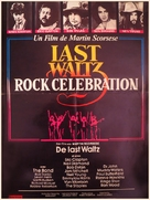 The Last Waltz - French Movie Poster (xs thumbnail)