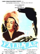 Falbalas - French Movie Poster (xs thumbnail)