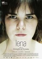 Lena - Belgian Movie Poster (xs thumbnail)