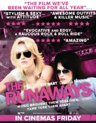 The Runaways - British Movie Poster (xs thumbnail)