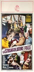 Grip of the Strangler - Italian Movie Poster (xs thumbnail)