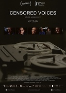 Censored Voices - German Movie Poster (xs thumbnail)