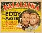 Balalaika - Movie Poster (xs thumbnail)
