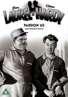 Pardon Us - British DVD cover (xs thumbnail)