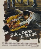These Thousand Hills - French Movie Poster (xs thumbnail)