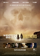 The Sisters Brothers - German Movie Poster (xs thumbnail)