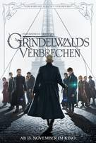 Fantastic Beasts: The Crimes of Grindelwald - Swiss Movie Poster (xs thumbnail)