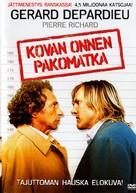 Les fugitifs - Polish DVD cover (xs thumbnail)