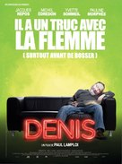 Denis - French Movie Poster (xs thumbnail)