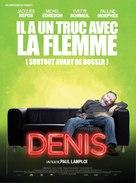 Denis - French Movie Poster (xs thumbnail)