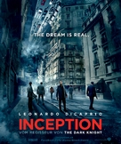 Inception - Swiss Movie Poster (xs thumbnail)