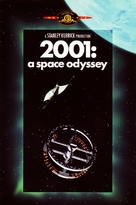 2001: A Space Odyssey - DVD cover (xs thumbnail)
