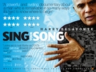 Sing Your Song - British Movie Poster (xs thumbnail)