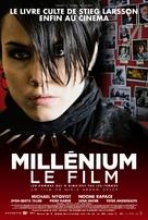 Män som hatar kvinnor - Swiss Movie Poster (xs thumbnail)