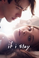 If I Stay - DVD cover (xs thumbnail)