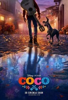 Coco - British Movie Poster (xs thumbnail)