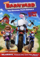 Barnyard - Canadian DVD movie cover (xs thumbnail)