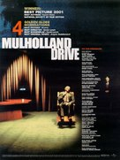 Mulholland Dr. - For your consideration movie poster (xs thumbnail)