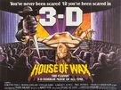 House of Wax - British Re-release movie poster (xs thumbnail)