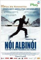 Nói albínói - Polish Movie Poster (xs thumbnail)