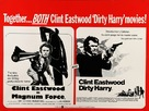 Dirty Harry - British Combo movie poster (xs thumbnail)