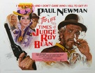 The Life and Times of Judge Roy Bean - British Movie Poster (xs thumbnail)