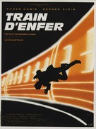 Train d'enfer - French Movie Poster (xs thumbnail)