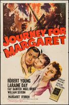 Journey for Margaret - Movie Poster (xs thumbnail)