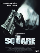 The Square - French Movie Poster (xs thumbnail)