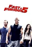 Fast Five - Italian Movie Poster (xs thumbnail)