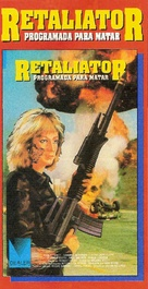 Programmed to Kill - Argentinian VHS movie cover (xs thumbnail)