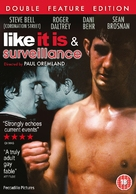 Like It Is - British DVD cover (xs thumbnail)