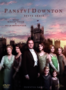 """Downton Abbey"" - Czech Movie Cover (xs thumbnail)"
