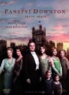 """""""Downton Abbey"""" - Czech Movie Cover (xs thumbnail)"""