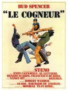 Piedone a Hong Kong - French Movie Poster (xs thumbnail)