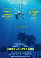 Under the Silver Lake - Finnish Movie Poster (xs thumbnail)