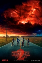 """Stranger Things"" - Argentinian Movie Poster (xs thumbnail)"