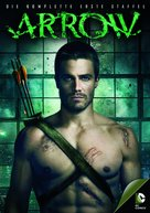"""Arrow"" - German DVD cover (xs thumbnail)"