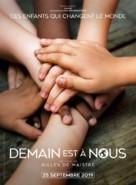 Demain est à nous - French Movie Poster (xs thumbnail)