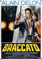 Le battant - Italian Movie Poster (xs thumbnail)