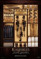 Kingsman: The Secret Service - Polish Movie Poster (xs thumbnail)
